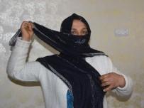 Kadın Kılığına Giren Üvey Kardeşi Tarafından Döner Bıçağıyla Yaralandı