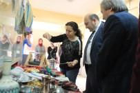 EDIP ÇAKıCı - Kültürel Mirasa Sahip Çıkmak İçin Okullarında Sergi Açtılar
