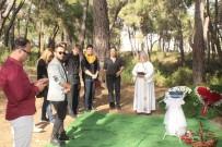 KAVAKLı - Manavgat'ta Ölen Alman Turiste Eşinden Duygusal Veda