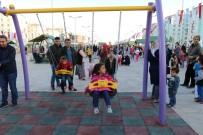 FUTBOL SAHASI - Mavikent 4. Etap Parkı Törenle Hizmete Açıldı