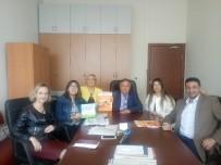 FOLKLOR GÖSTERİSİ - Mersin Barosu'nda Çocuk Hakları Etkinliği Hazırlık Toplantısı