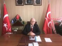 ÜMMET - MHP Osmaniye Merkez İlçe Başkanlığına Ümmet Kaya Atandı