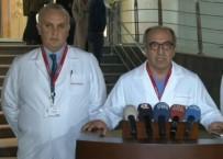 ORGAN NAKLİ - Naim Süleymanoğlu'nun Doktorlarından Açıklama