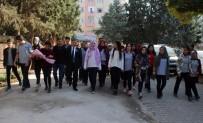 KADIR PERÇI - Öğrencilerden Umuda Uzanan Eller Projesi