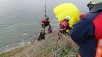 PARAŞÜTÇÜ - Yamaç Paraşütü Keyfi Faciayla Sonuçlanıyordu