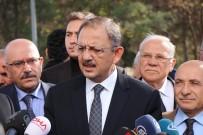 ESNAF VE SANATKARLAR ODALARı BIRLIĞI - Özhaseki'den 'Otopark' Açıklaması