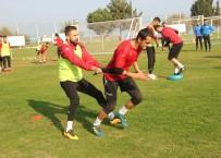 ALPAY ÖZALAN - Samsunsporlu Futbolculardan İddialı Açıklamalar