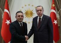 ÇANKAYA ÜNIVERSITESI - Sincan Belediye Başkanı Murat Ercan Oldu