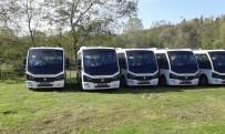 CUMHURİYET MEYDANI - Toplu Taşıma Araçları Geliyor