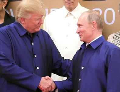 Trump ve Putin anlaştı!