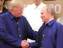 DAEŞ - Trump ve Putin anlaştı!