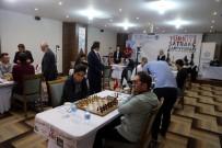 SATRANÇ FEDERASYONU - Türkiye Satranç Şampiyonası Tekirdağ'da Başladı