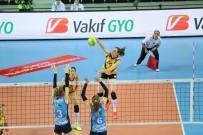 MINSK - Vakıfbank Şampiyonlar Ligi'nde Set Vermedi