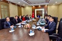 SERDAR KARTAL - Vali Güzeloğlu, Genel Projeler Toplantısına Başkanlık Etti