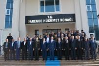 HULUSİ EFENDİ - Vali Kaban, Darende İlçesinde