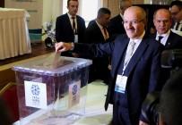 BAŞKANLIK SEÇİMİ - Yağlı Güreş Düzenleyen Kentler Birliği Başkanı Kafaoğlu Oldu