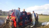 TRAKYA - Yeni Geliştirilen Buğday Çeşitlerine Yönelik Demonstrasyon Kuruldu