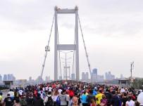 KENYA - 39. İstanbul Maratonu Koşuldu