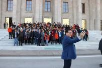 ATAY USLU - Antalyalı 350 Genç TBMM'de Misafir Edildi