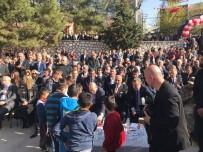 JANDARMA GENEL KOMUTANI - Atilla Şehit Kaymakam Adına Yapılan Okulun Açılışına Katıldı