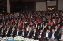 HIZLI TREN HATTI - Bakan Ahmet Arslan, Uşak'ta AK Parti Merkez İlçe Kongresine Katıldı
