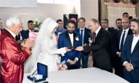 ABDURRAHMAN TOPRAK - Bakan Özlü, Adıyaman'da Düğün Merasimine Katıldı