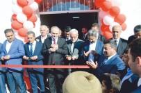 SOĞUK HAVA DEPOSU - Bakan Özlü, Kahta'da Mezbahane Açılışına Katıldı