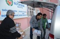 KRONİK HASTALIK - Büyükşehir Belediyesinden Mültecilere İlaç Yardımı