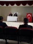 Çüngüş'te İmam Hatip Lisesine Teşvik Toplantısı