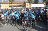 UĞUR MUMCU - Diyabete Karşı Bisiklet Turu