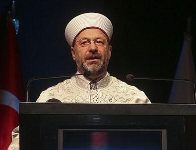 Diyanet İşleri Başkanından 'nikah yetkisi' açıklaması