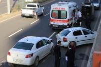 KÖPRÜLÜ - Diyarbakır'da Trafik Kazası Açıklaması 4 Yaralı