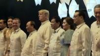 JAPONYA BAŞBAKANI - Duterte Ve Trump Yan Yana