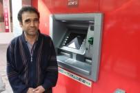 BANKAMATIK - Engelli Vatandaş Maaşını Kaptırdı