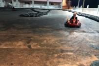 SİNEMA SALONU - Gümüşhane'nin Go-Kart Pisti Test Aşamasında