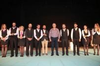 ORHAN TOPRAK - Hakkari'de 'Azizname' Oyunu Sahnelendi