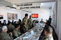 GÜRBULAK - İçişleri Bakanı Soylu Sınır Karakolunda