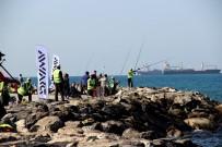OLTA - İskenderun'da Amatör Balıkçılar Birinci Olmak İçin Yarıştı