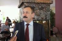 ENGIN ER - Jeoloji Mühendisleri Şube Başkanı Er, Alinur Aktaş'tan Destek İstedi
