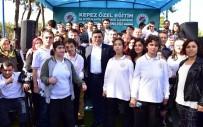 SURVİVOR - Kepez Belediyesi 170 Özel Çocuğu Kepez Macera Ormanı'nda Ağırladı