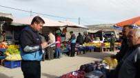 HALIL KARA - Kırka Pazarı Şehit Halil Kara Caddesinde Kuruldu