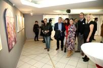 TÜRKAN SAYLAN - Konak'ta 'Ata'ya Saygı' Sergisi