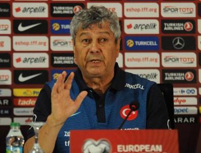 Lucescu: Resmi maçlarda tecrübelileri oynatacağım
