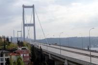 MARATON - Maratonun Ardından 15 Temmuz Şehitler Köprüsü Trafiğe Açıldı