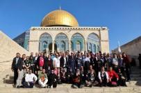 NİLHAN OSMANOĞLU - Meram Belediyesinin Kudüs Programı Sona Erdi