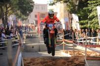 KARACAOĞLAN - Mersin'de İlk Kez Düzenlenen Motokros Yarışları Sona Erdi