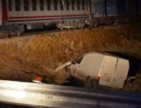 AĞIR YARALI - Muş'ta feci kaza: 2 ölü