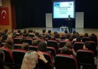 MEHMET NURİ ÇETİN - Okullarda Organ Naklinin Önemi Anlatıldı