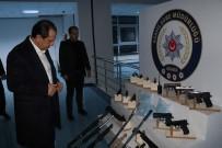 POLİS HELİKOPTERİ - Operasyonda Ele Geçti Emniyet Müdürü Bile Şaşırdı
