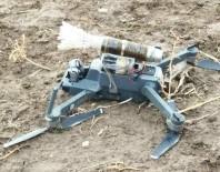 TENDÜREK DAĞI - PKK'nın bomba yüklü 'Drone'u düşürüldü